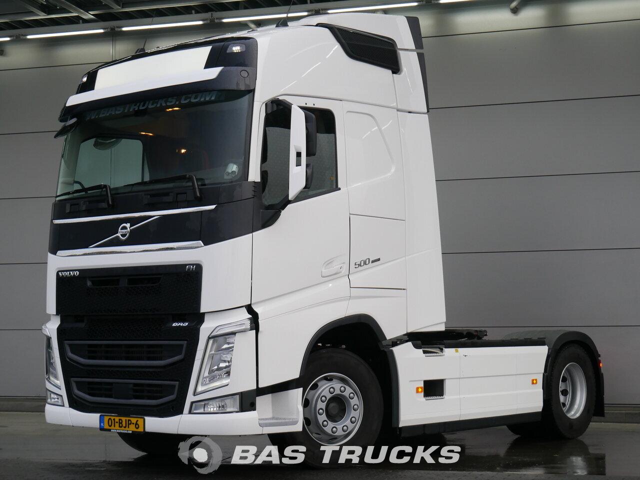 volvo fh 500 tractorhead euro norm 6 76900 bas trucks. Black Bedroom Furniture Sets. Home Design Ideas