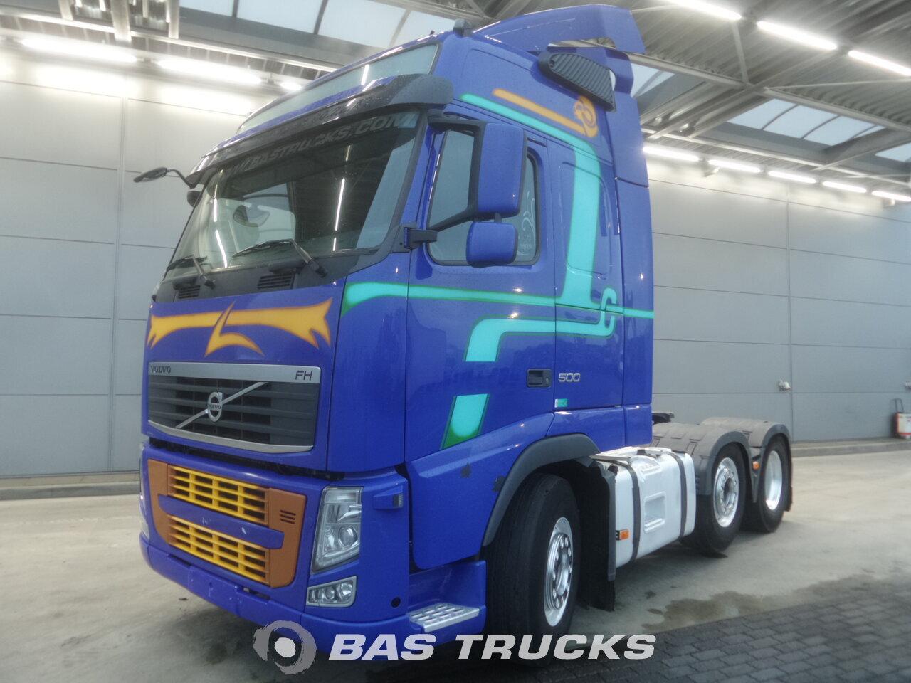 volvo fh 500 tractorhead euro norm 5 34800 bas trucks. Black Bedroom Furniture Sets. Home Design Ideas