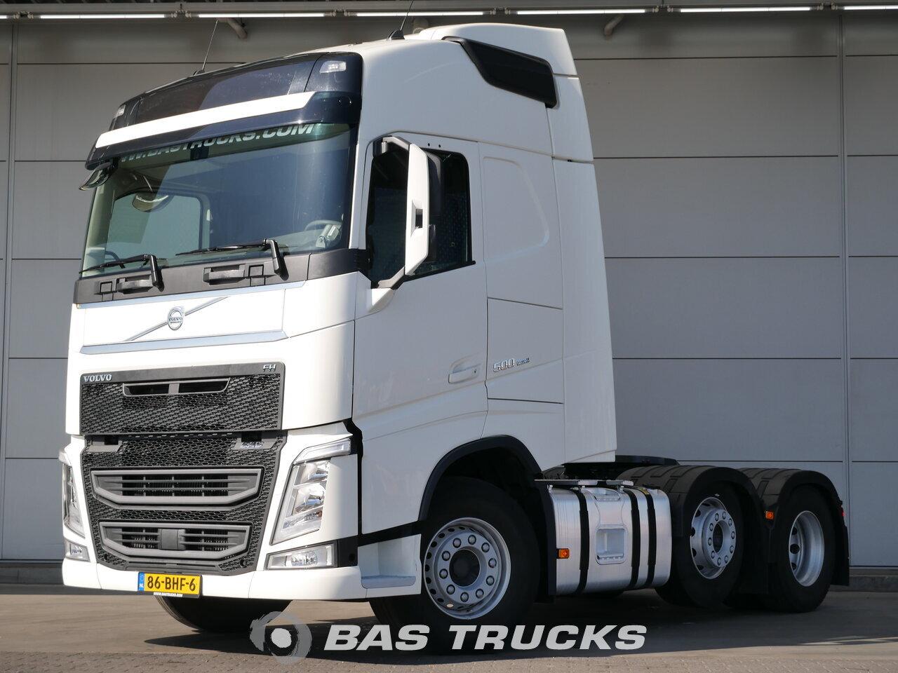volvo fh 500 tractorhead euro norm 6 80300 bas trucks. Black Bedroom Furniture Sets. Home Design Ideas