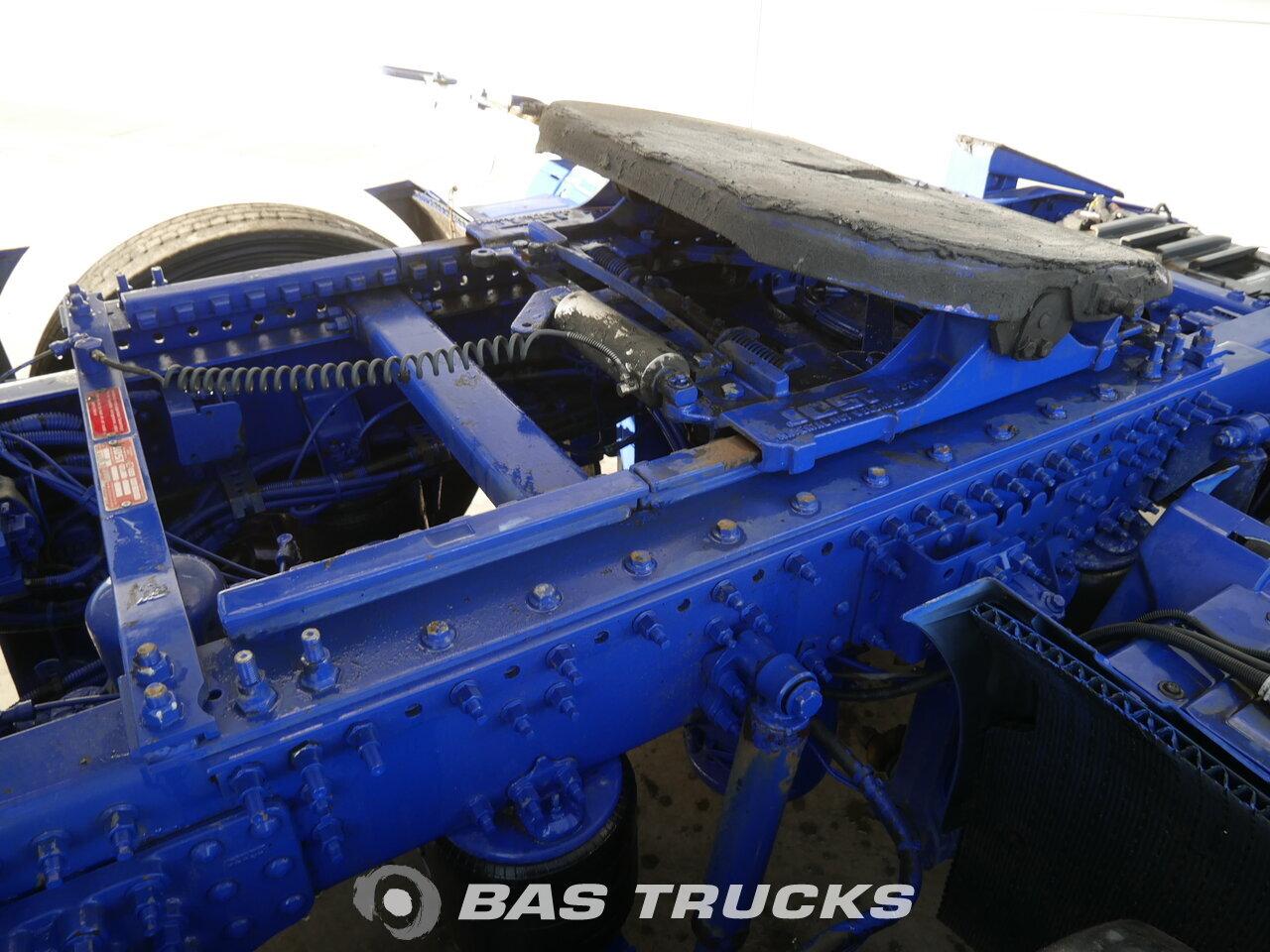 photo of Used Tractorhead Volvo FH 500 RHD Unfall 6X2 2014