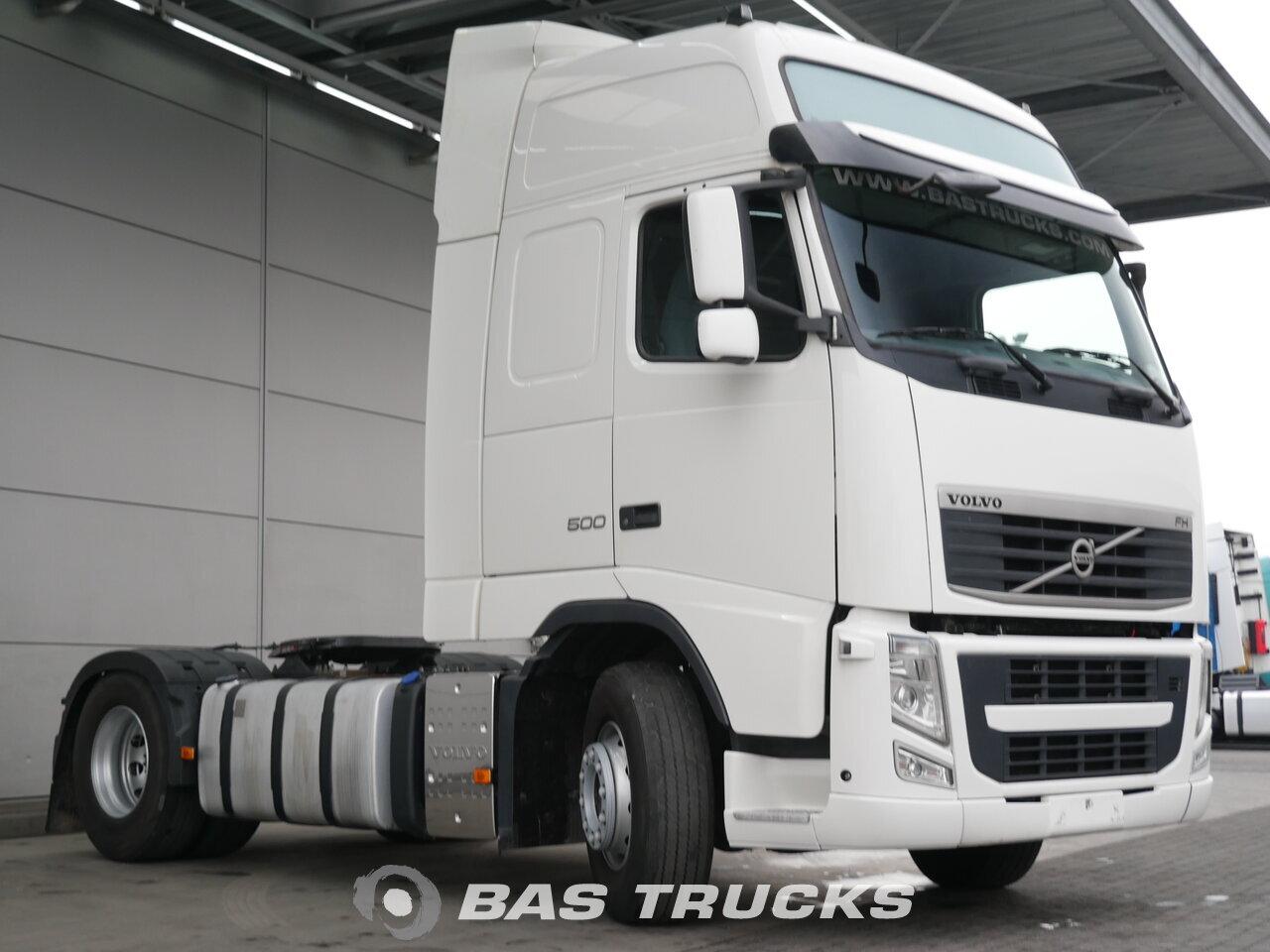 volvo fh 500 xl tractorhead euro norm 5 27900 bas trucks. Black Bedroom Furniture Sets. Home Design Ideas