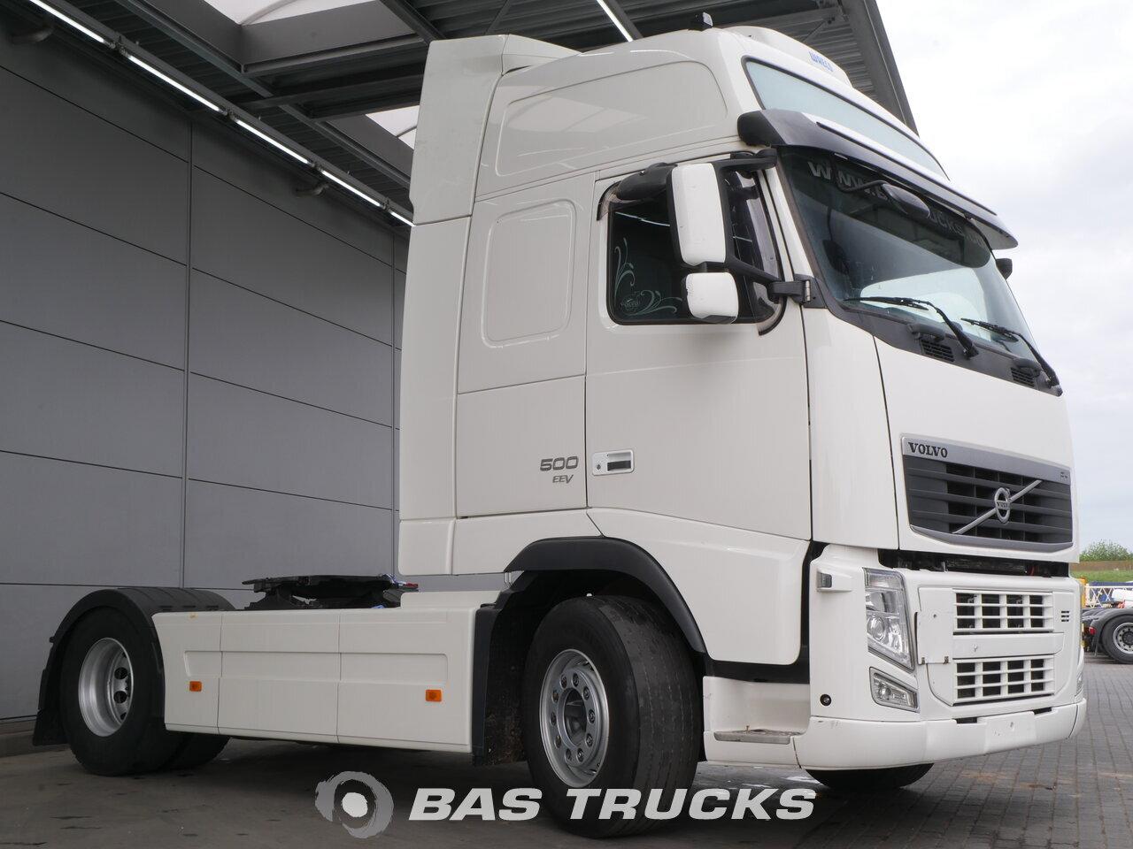 photo of Used Tractorhead Volvo FH 500 XL 4X2 2013
