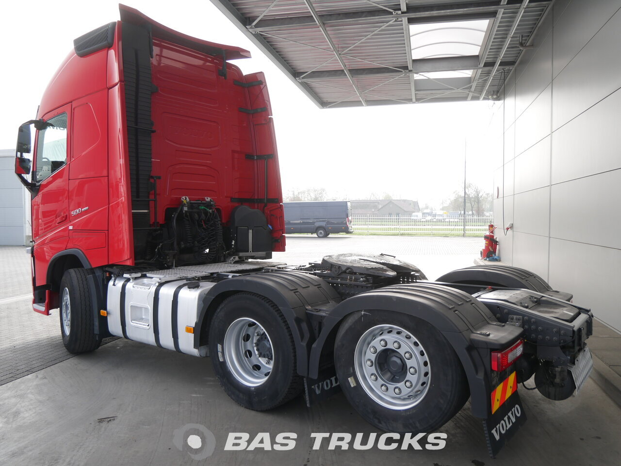 photo of Used Tractorhead Volvo FH 500 XL 6X2 2015