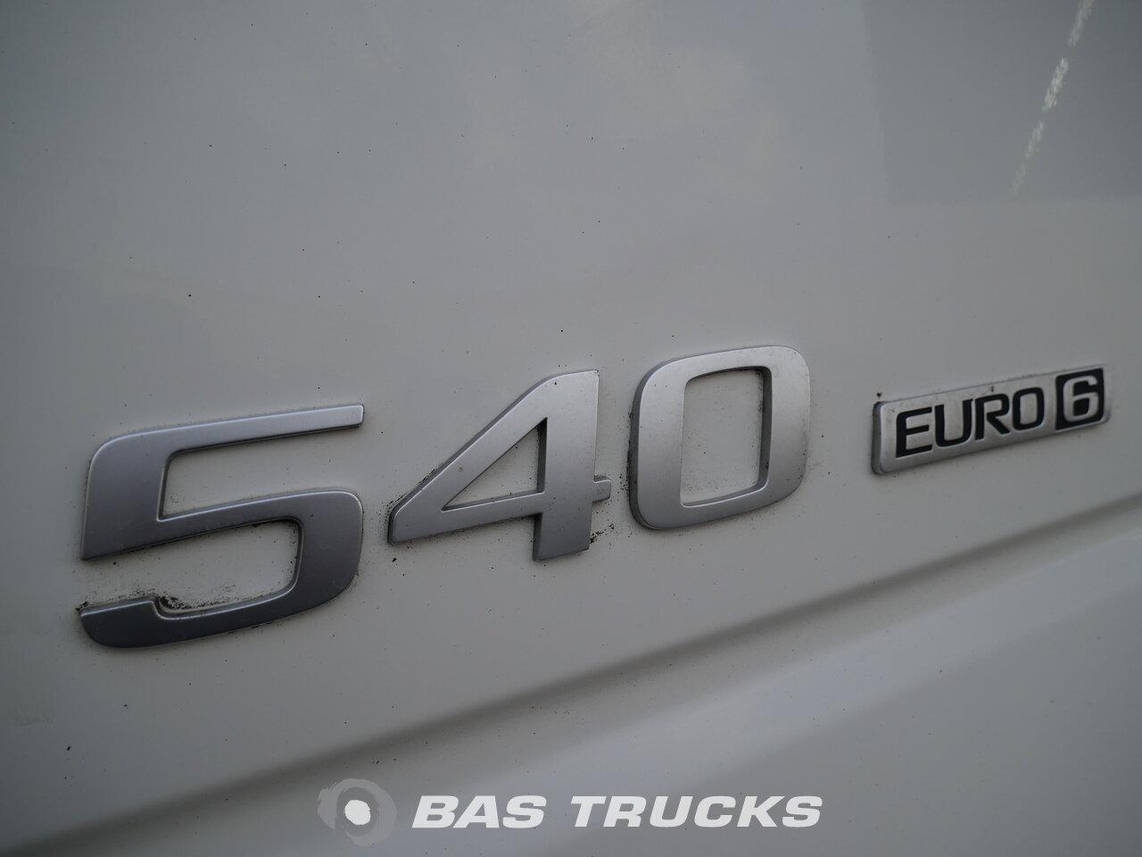 photo of Used Tractorhead Volvo FH 540 6X2 2014