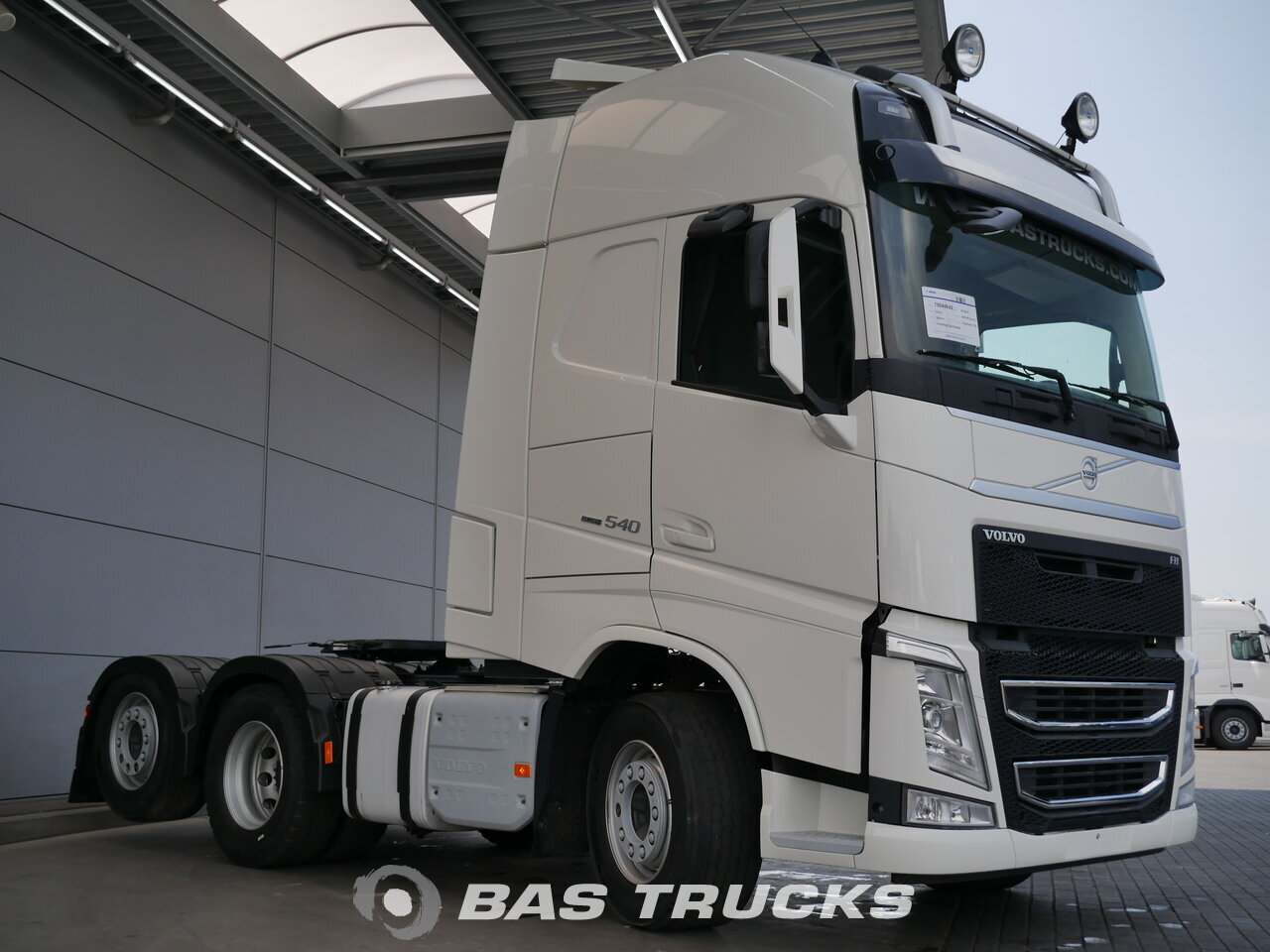 photo of Used Tractorhead Volvo FH 540 XL 6X2 2014