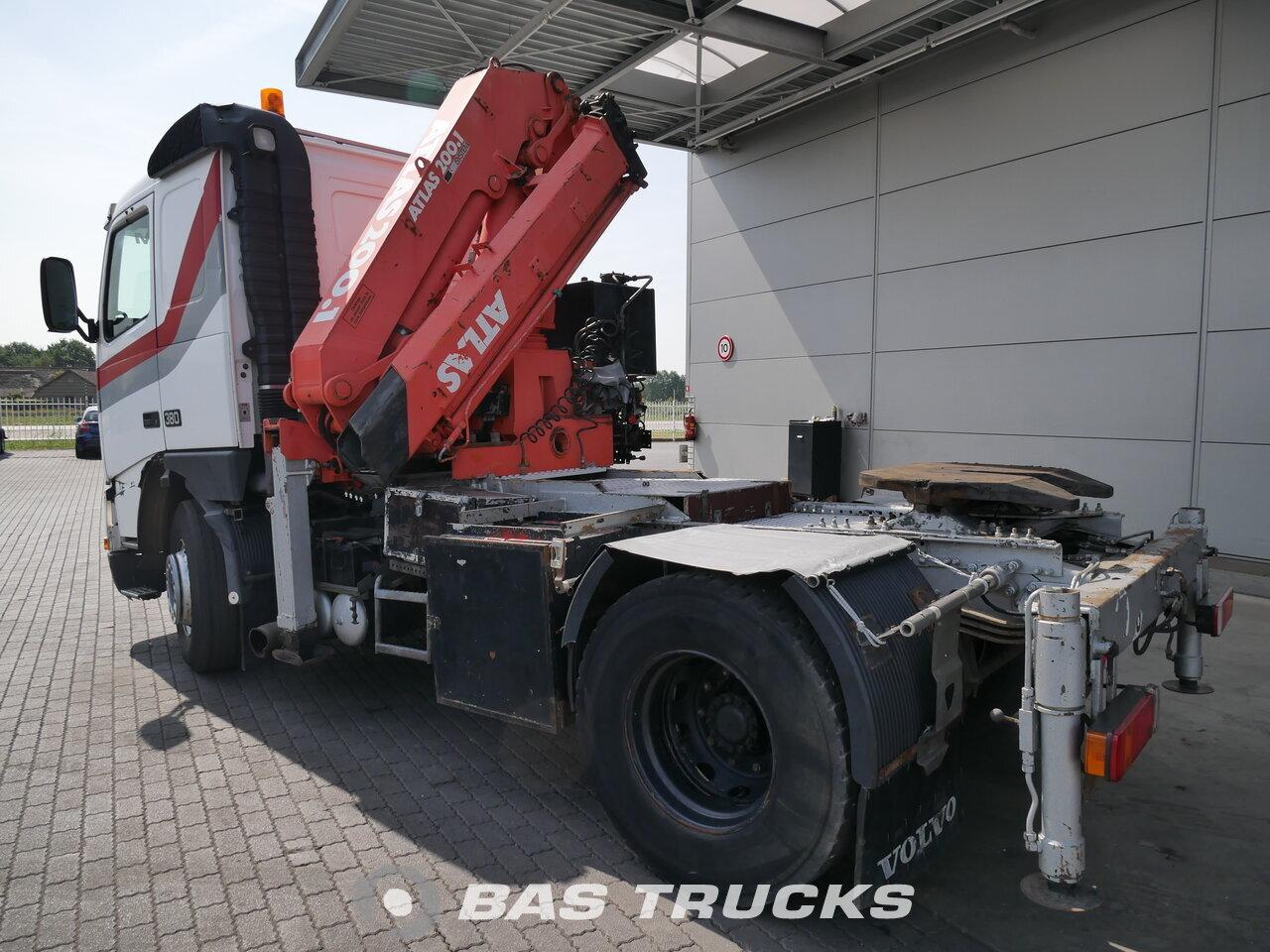 photo of Used Tractorhead Volvo FH12 380 4X2 1999