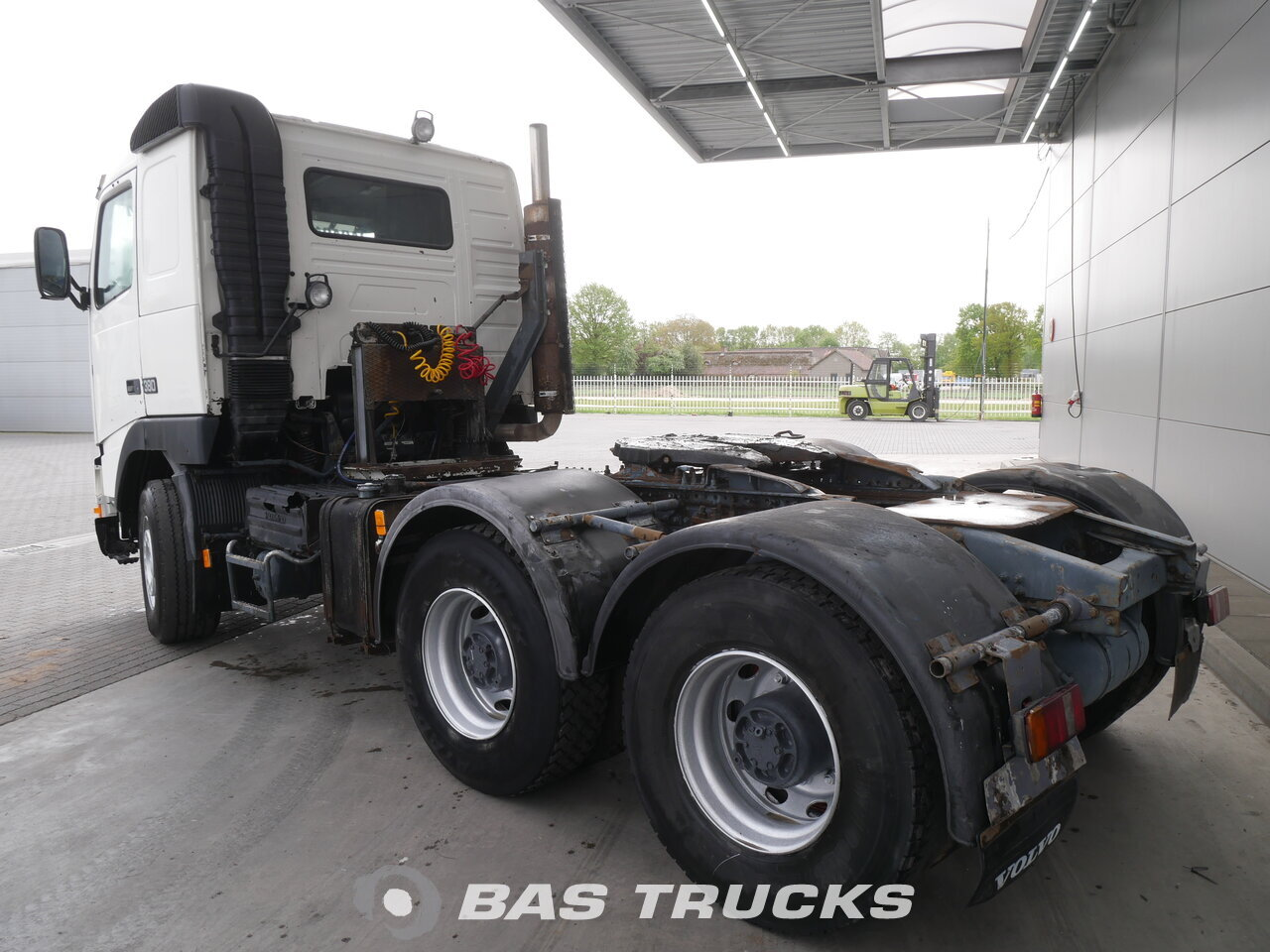 photo of Used Tractorhead Volvo FH12 380 6X4 1997