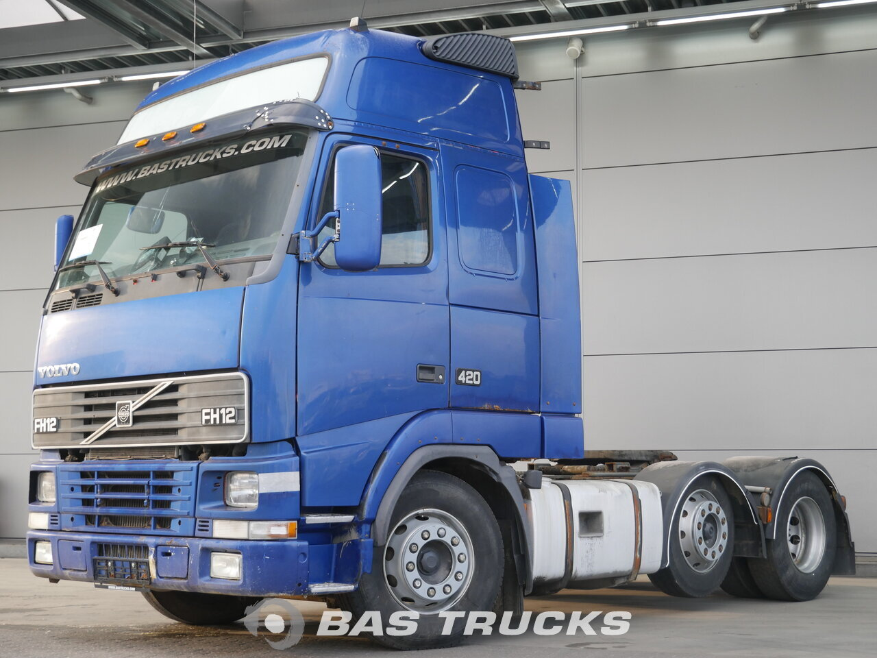 volvo fh12 460 tractorhead euro norm 3 6800 bas trucks. Black Bedroom Furniture Sets. Home Design Ideas