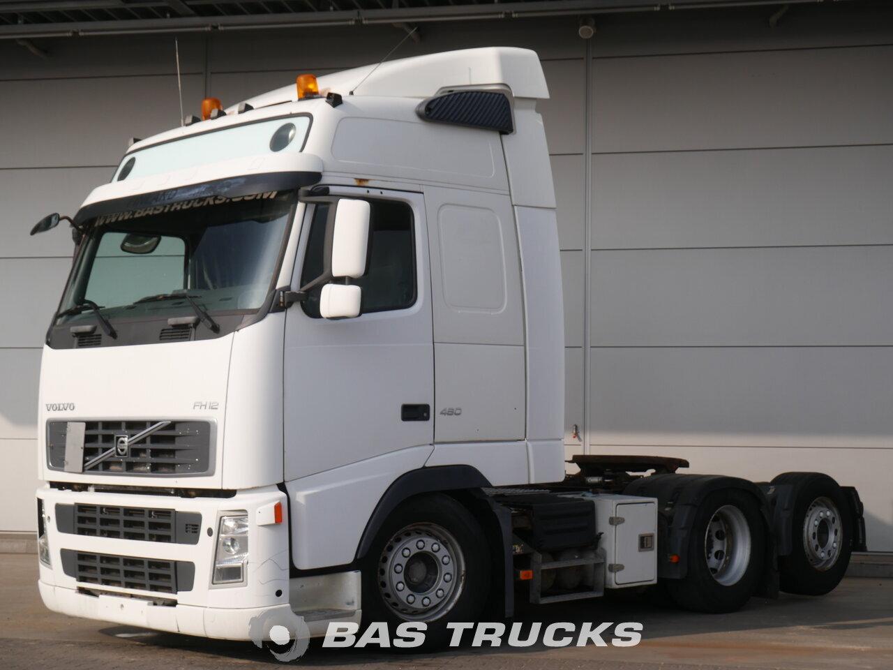 e3db41337e Volvo FH12 460 Tractorhead Euro norm 3 €9200 - BAS Trucks