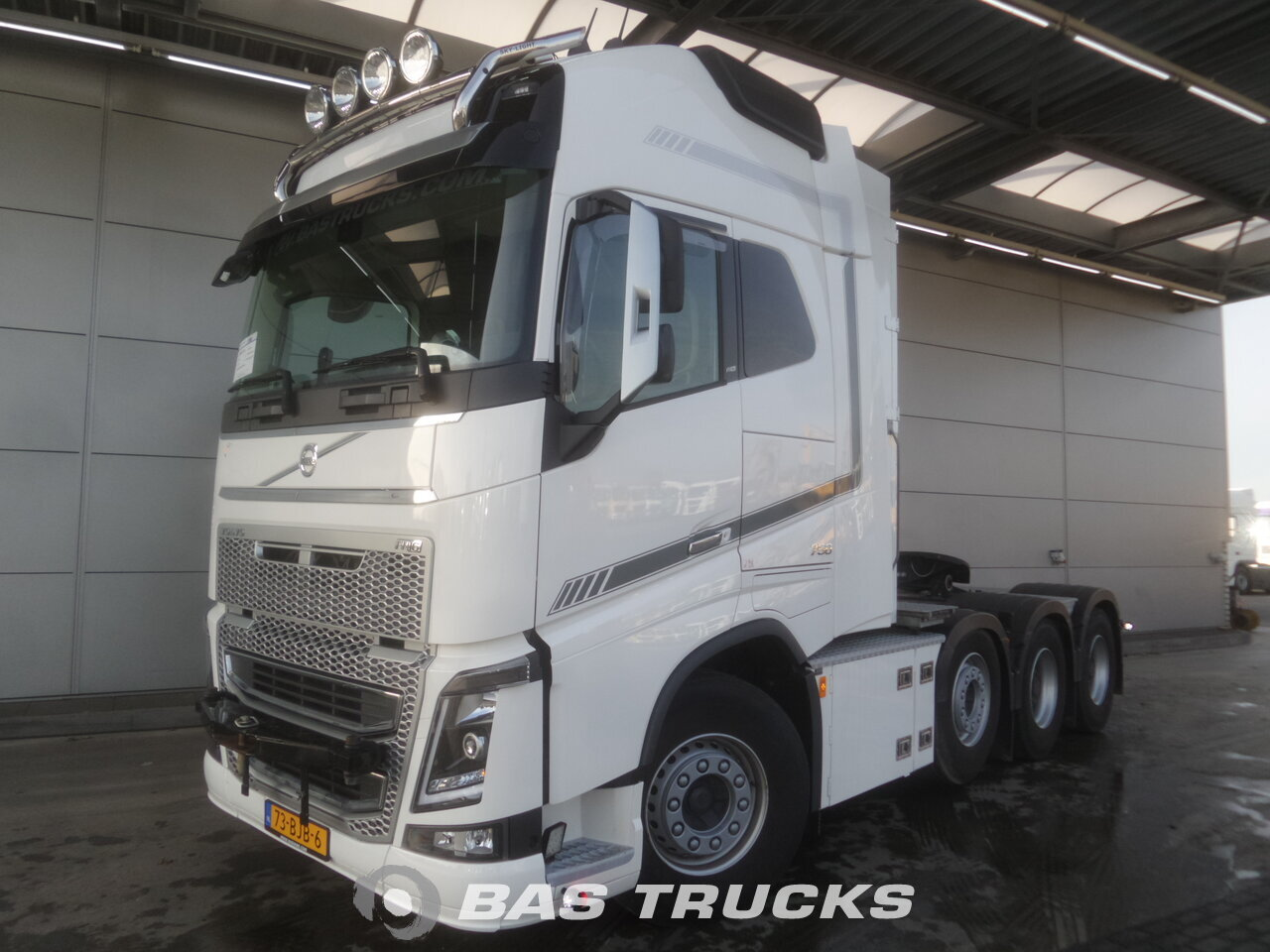 For sale at BAS Trucks: Volvo FH16 750 XL 8X4 08/2016