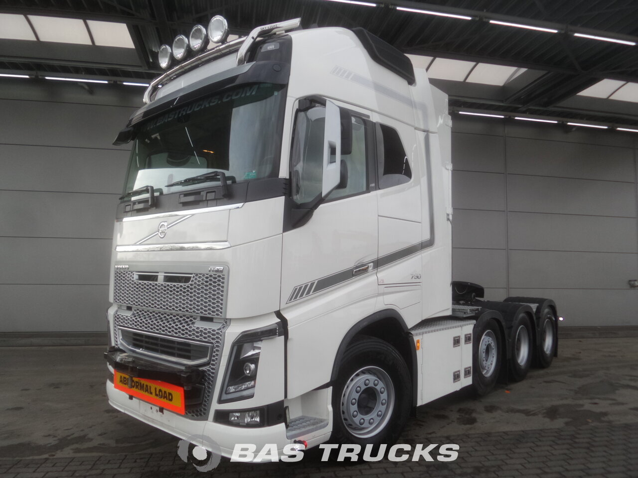 For Sale At Bas Trucks Volvo Fh16 750 Xl 8x4 08 2016