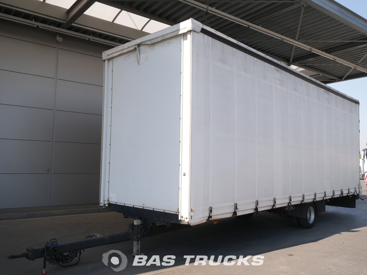 photo of Used Trailer Rufa ZTC6-12 Axels 2010