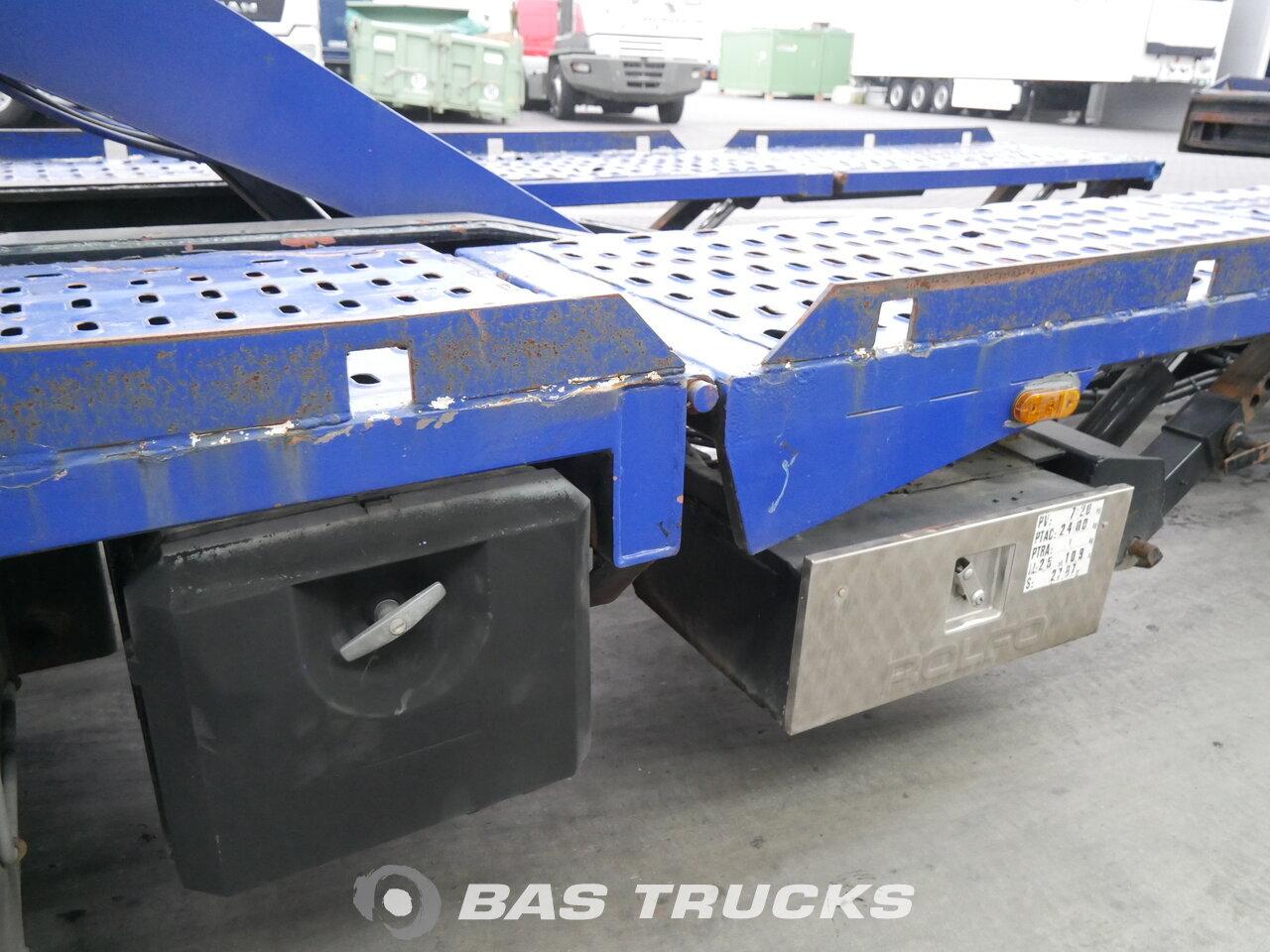 photo of Used Truck + Trailer MAN TGA 26.460 XXL 6X2 2003