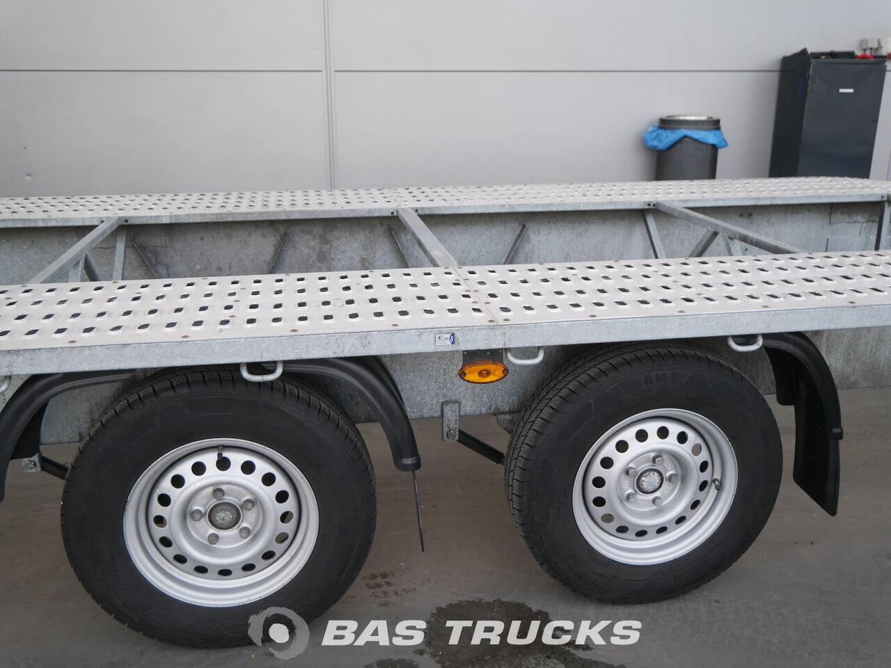 photo of Used Truck + Trailer MAN TGL 7.150 4X2 2006