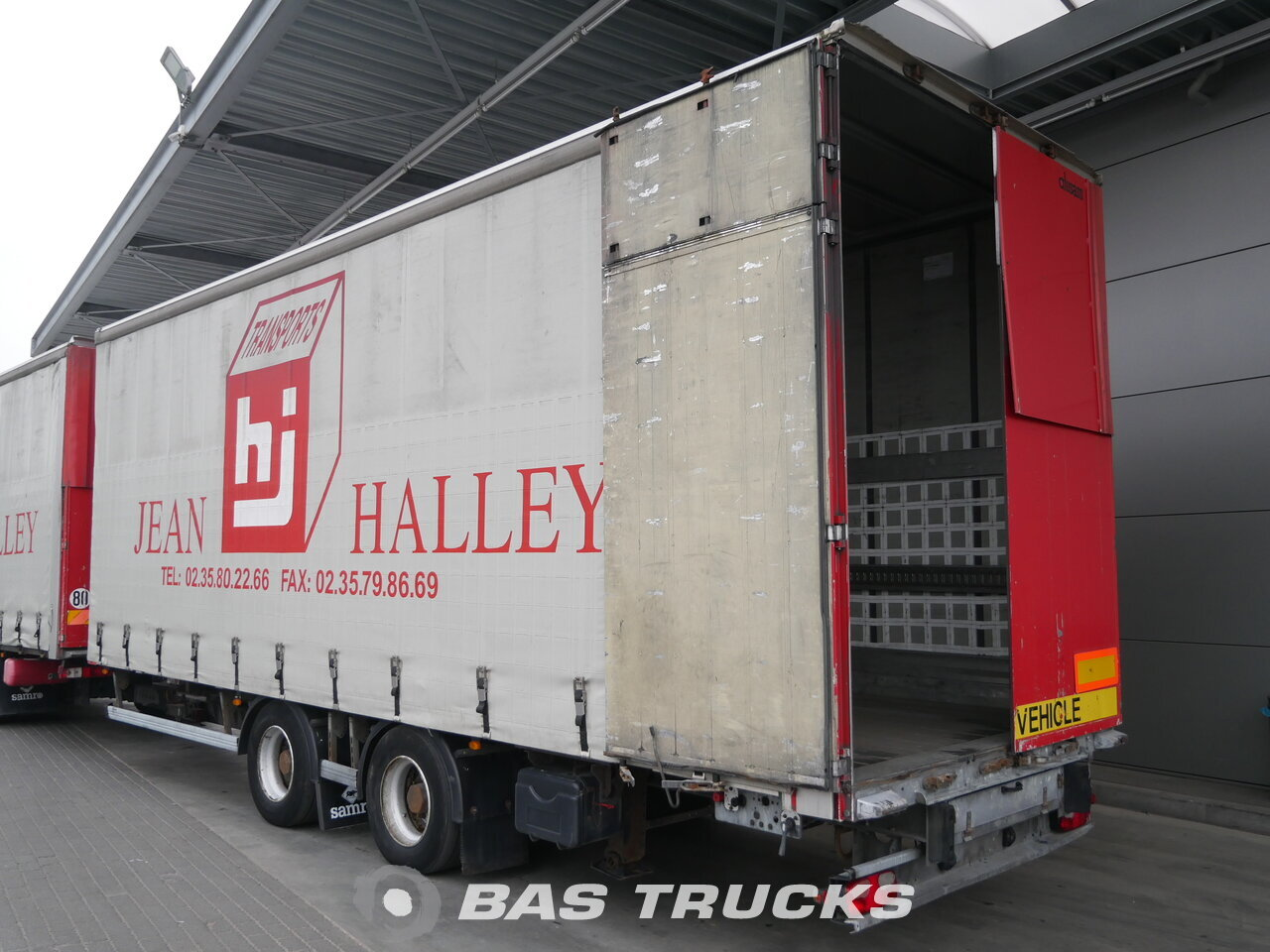 photo of Used Truck + Trailer Renault Premium 450 4X2 2007