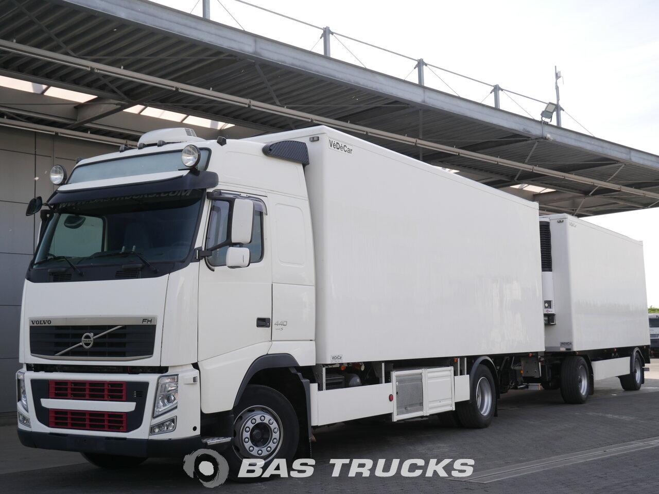 Fénykép: Used Truck + Trailer Volvo FH 440 4X2 2009