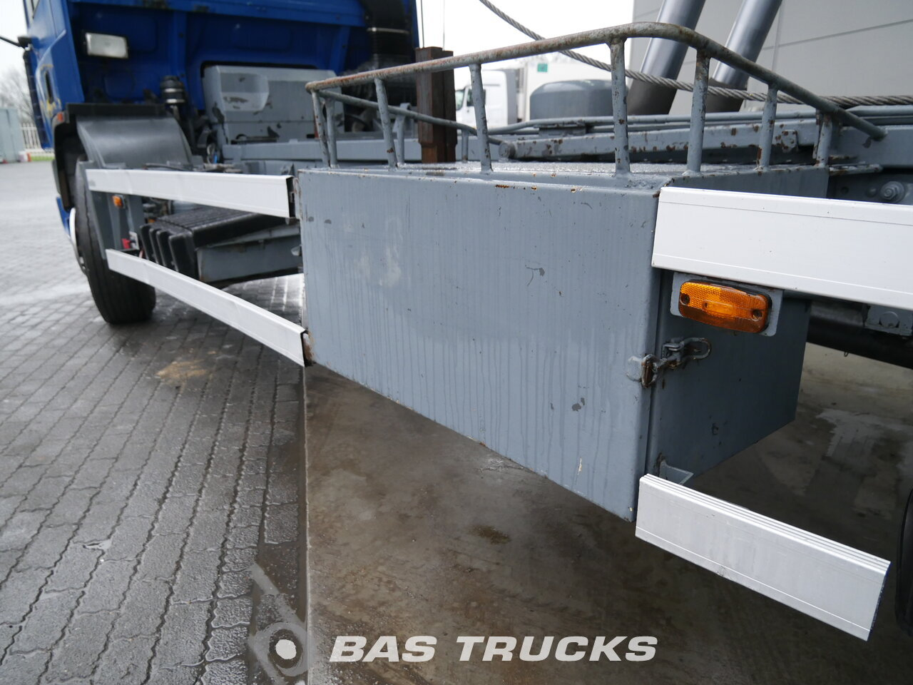 photo of Used Truck DAF 75.270 4X2 1996