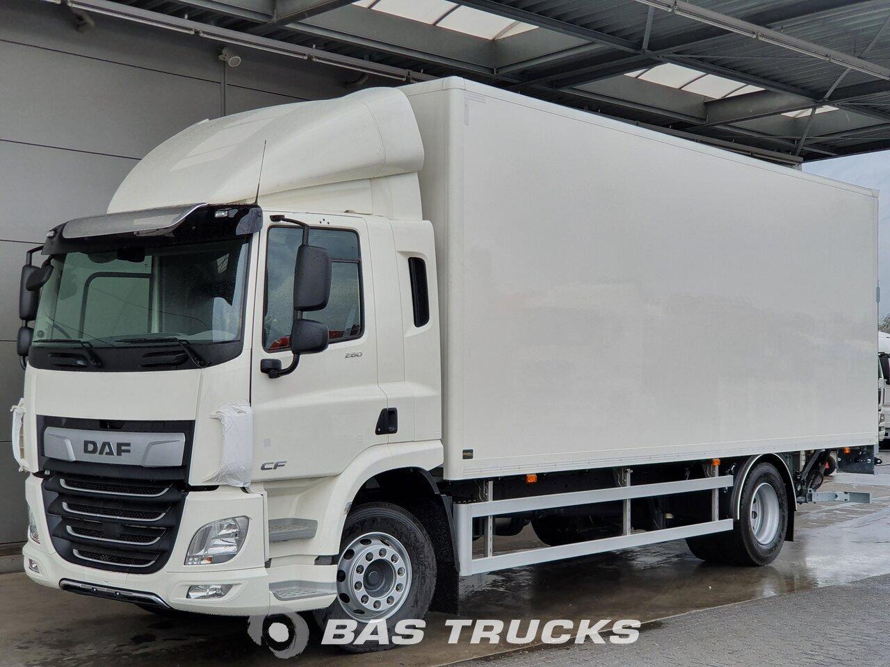 For sale at BAS Trucks: DAF CF 260 4X2 06/2019