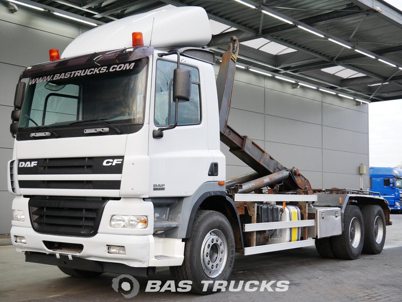 photo of Used Truck DAF CF85.430 6X4 2006
