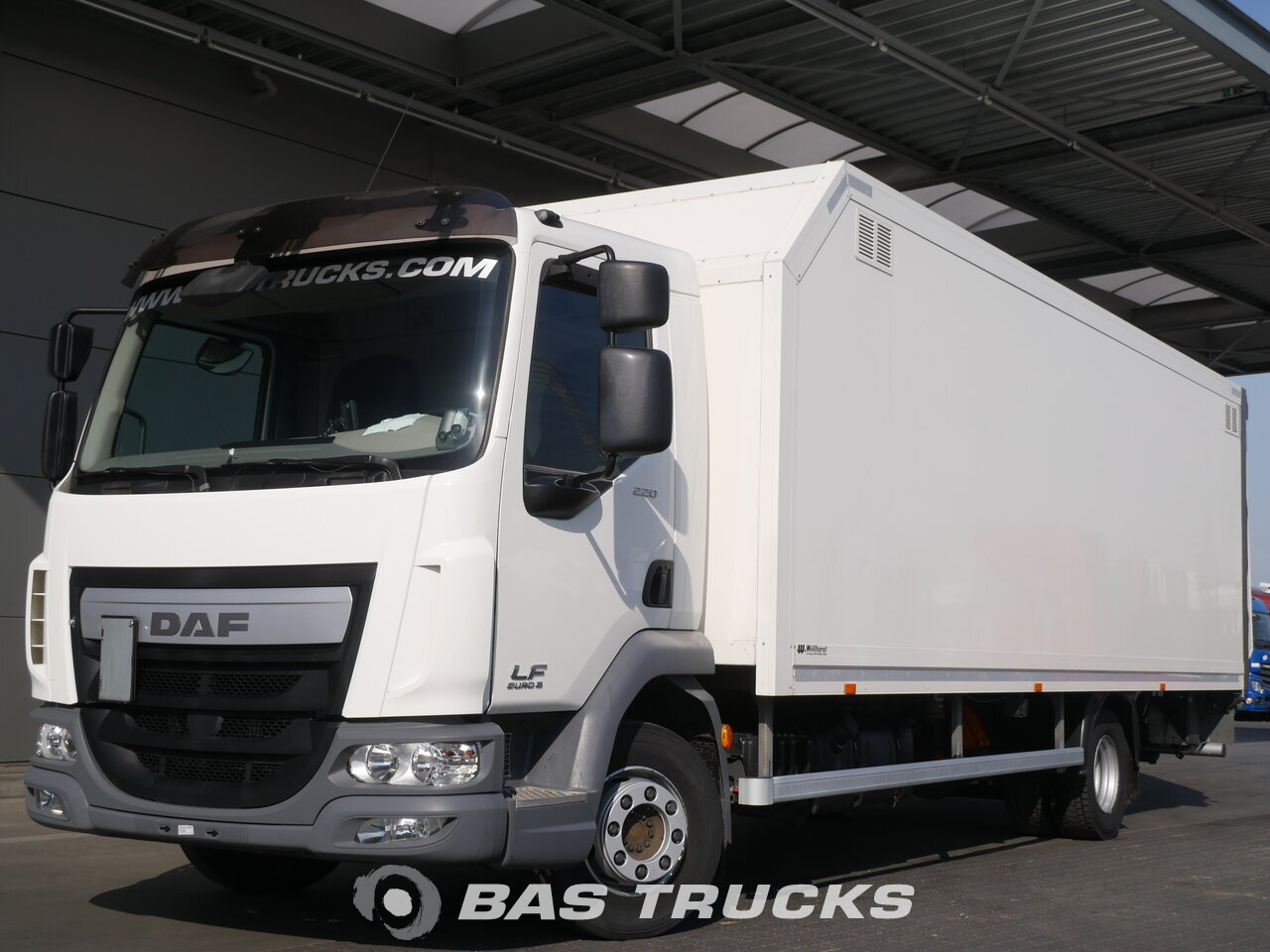 photo of Used Truck DAF LF 220 4X2 2015