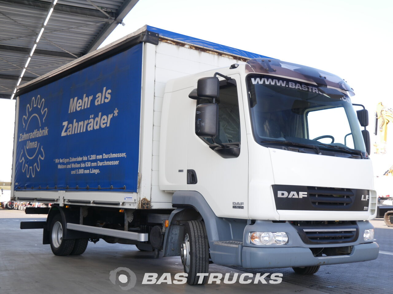 photo of Used Truck DAF LF45.160 4X2 2008