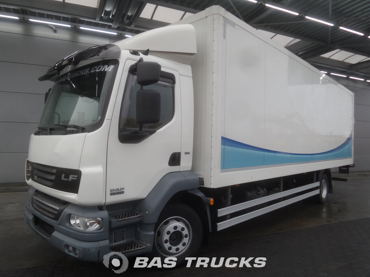 photo of Used Truck DAF LF55.250 4X2 2012