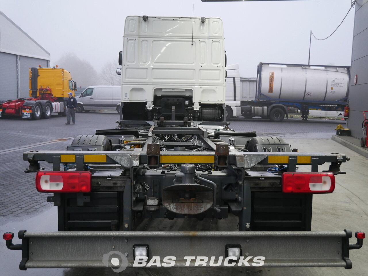 photo of Used Truck DAF XF 460 6X2 2014