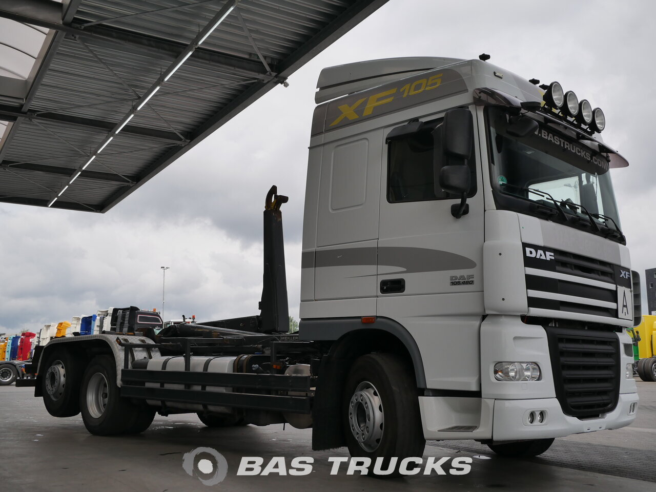 photo of Used Truck DAF XF105.460 6X2 2011