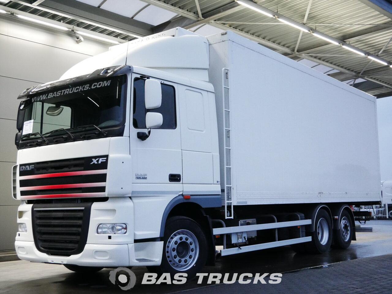 photo of Used Truck DAF XF105.460 6X2 2012