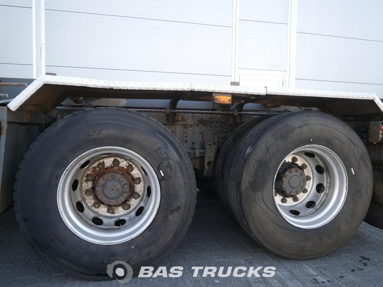 photo of Used Truck DAF XF95.430 6X2 2005
