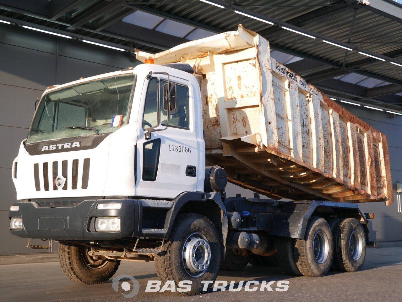 photo of Used Truck IVECO Astra HD8 64.38 6X4 2009