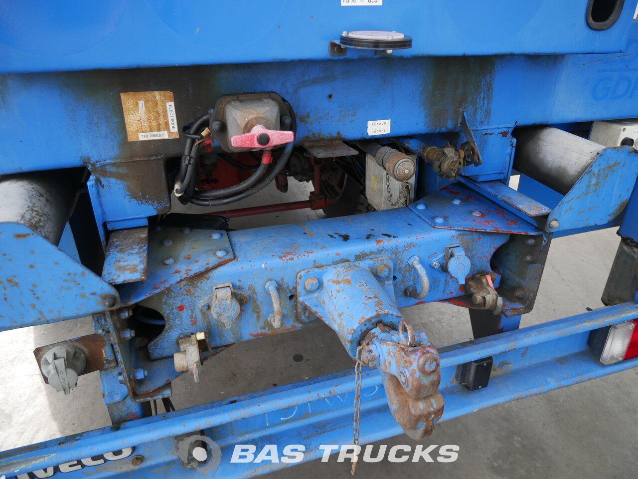 photo of Used Truck IVECO EuroCargo 120E15 4X2 1993