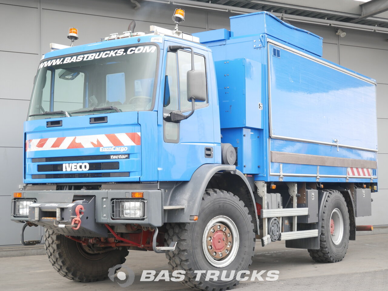 For sale at BAS Trucks: IVECO Eurocargo 140E18 4X4 07/2004