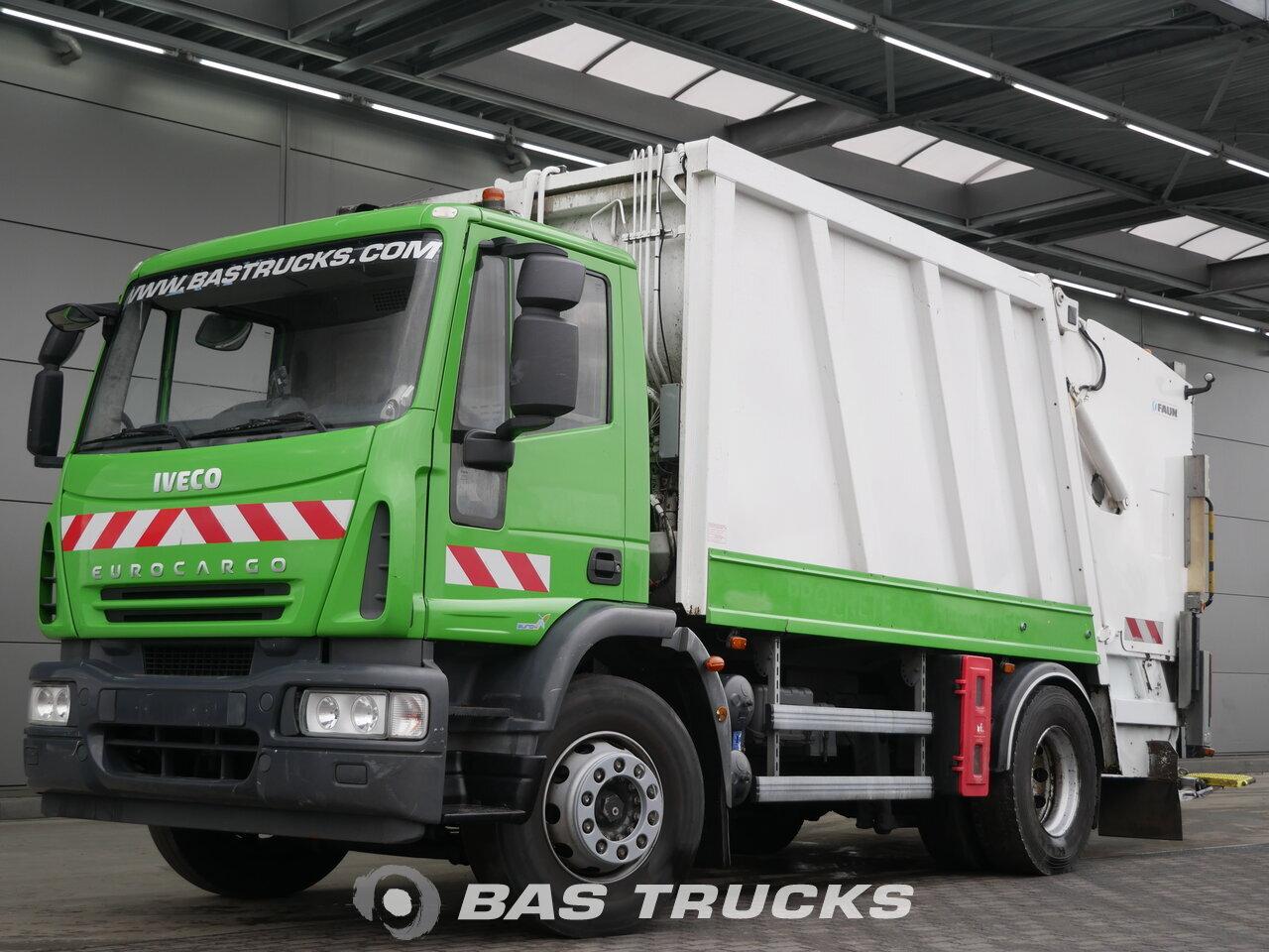 For sale at BAS Trucks: IVECO Eurocargo 180E25 4X2 07/2007