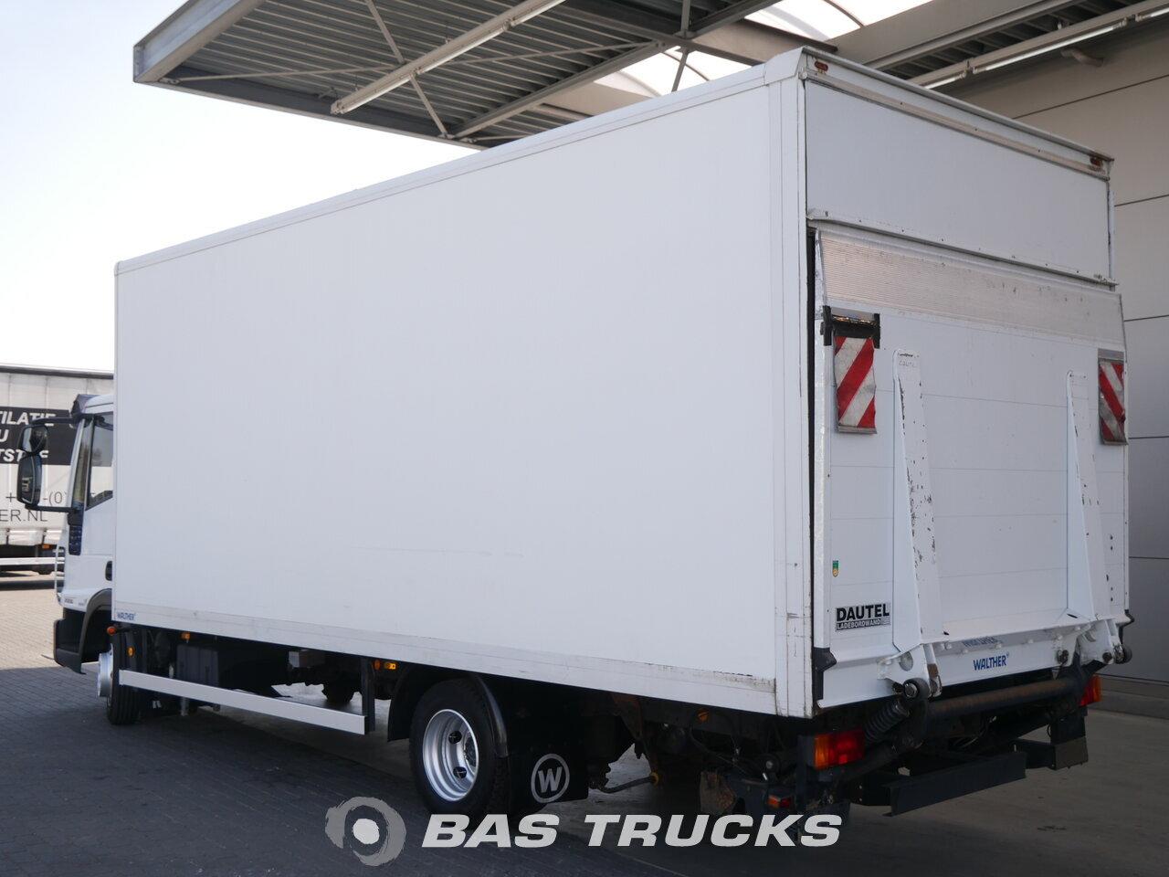 For sale at BAS Trucks: IVECO Eurocargo 75E16 4X2 11/2007