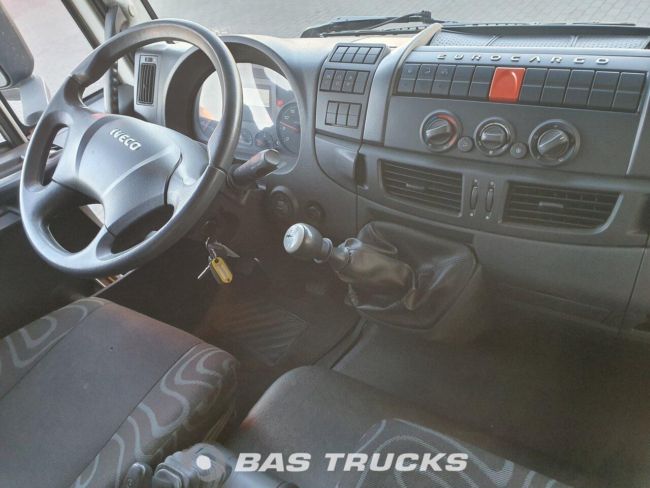 For sale at BAS Trucks: IVECO Eurocargo 75E16 4X2 04/2015