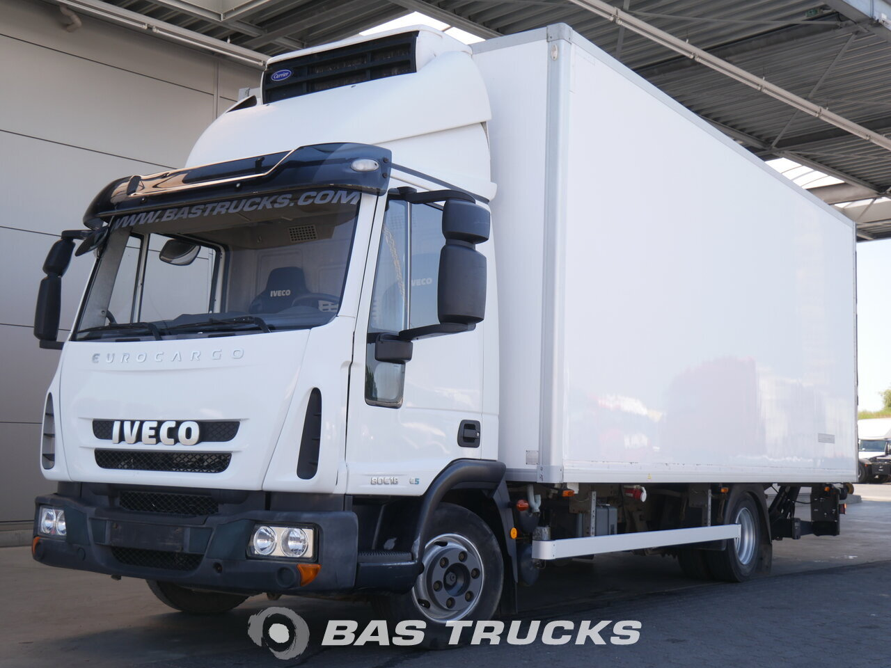 For sale at BAS Trucks: IVECO Eurocargo 80E18 4X2 08/2012