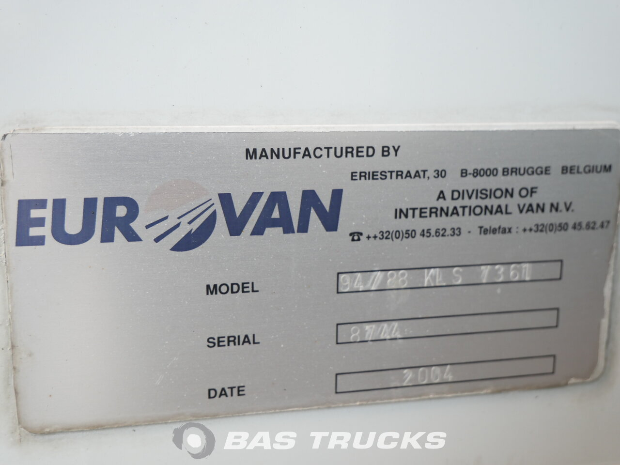 photo of Used Truck IVECO Eurocargo ML120E18 4X2 2004