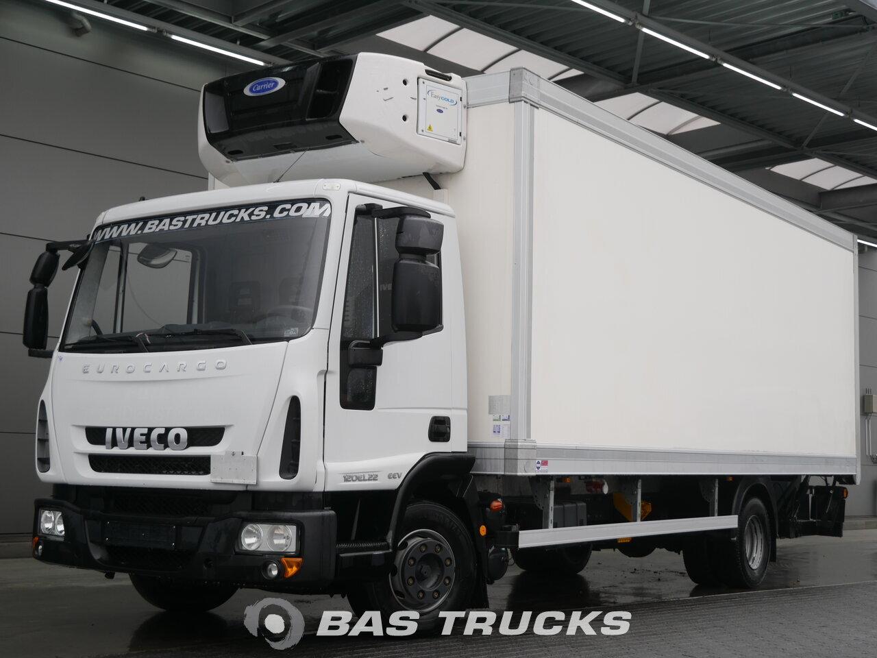 photo of Used Truck IVECO Eurocargo ML120EL22 4X2 2013