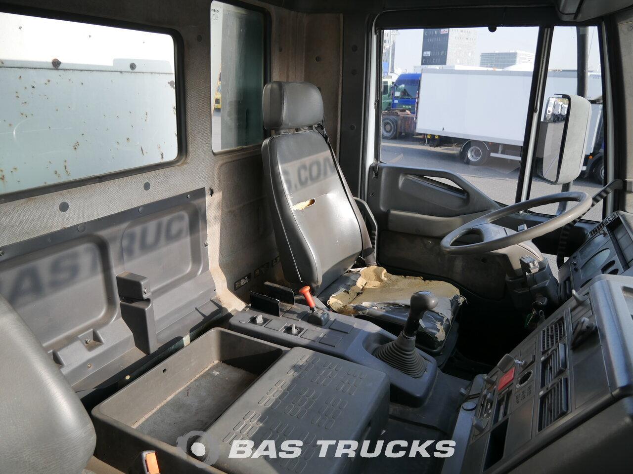 photo of Used Truck IVECO Eurotrakker 340E38H 8X4 2002