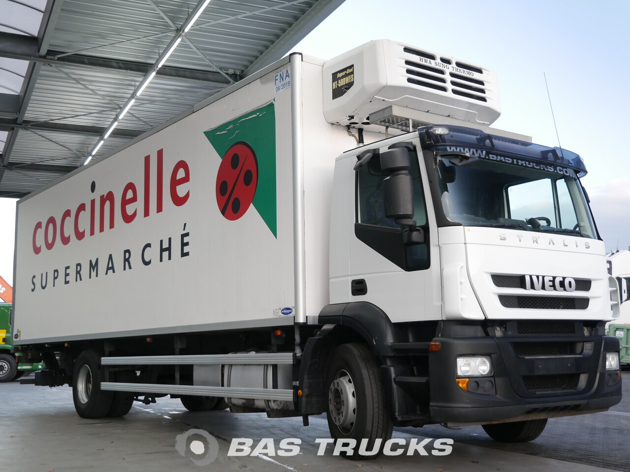 photo of Used Truck IVECO Stralis AD190S31 4X2 2010