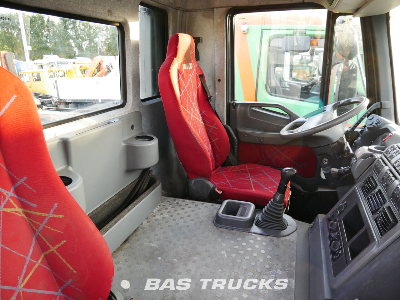 photo of Used Truck IVECO Trakker AD260T41 6X4 2007