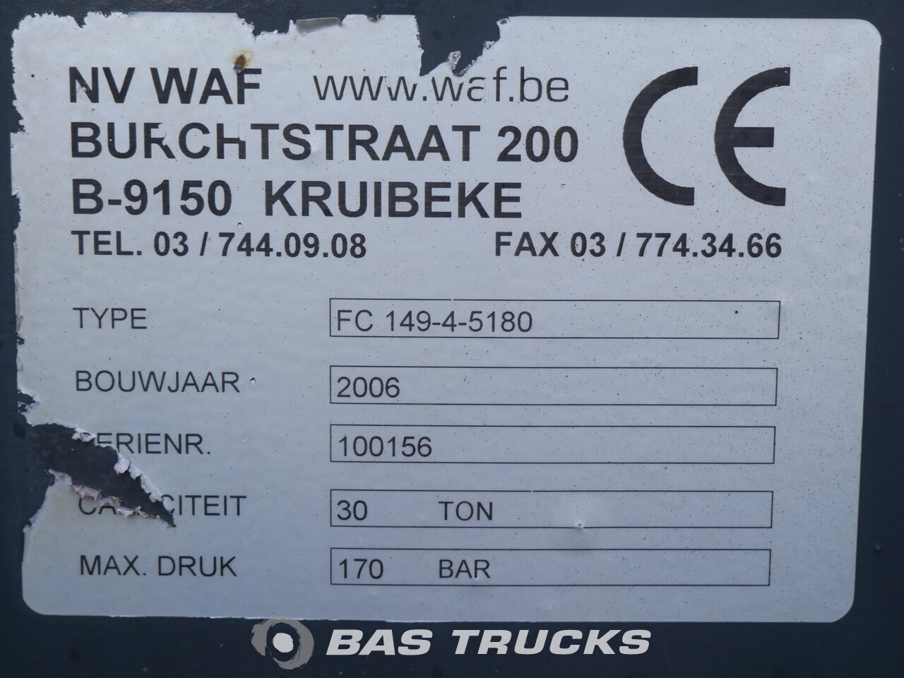 photo of Used Truck IVECO Trakker AD410T44 8X8 2006