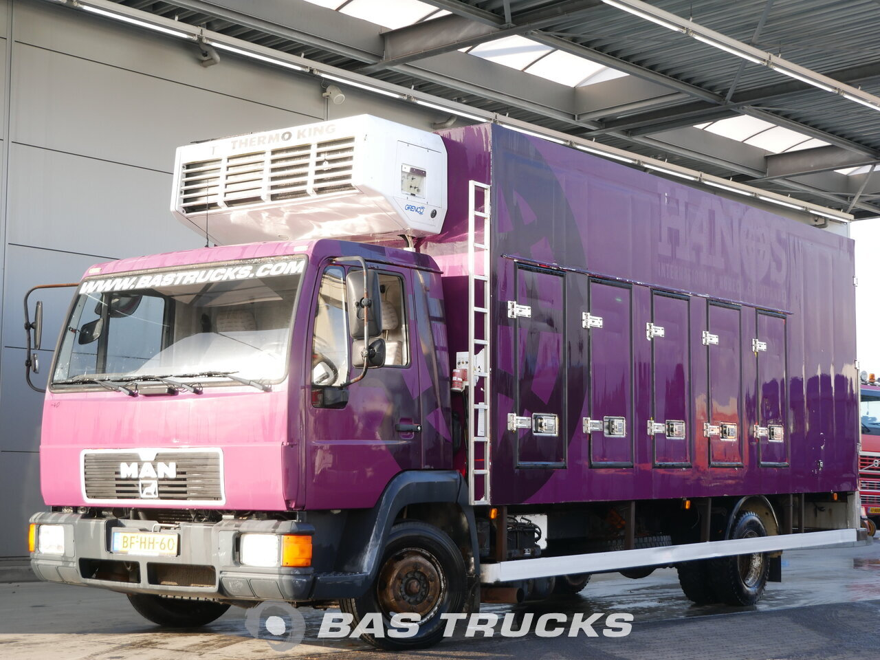 photo of Used Truck MAN 12.224F 220 4X2 1997