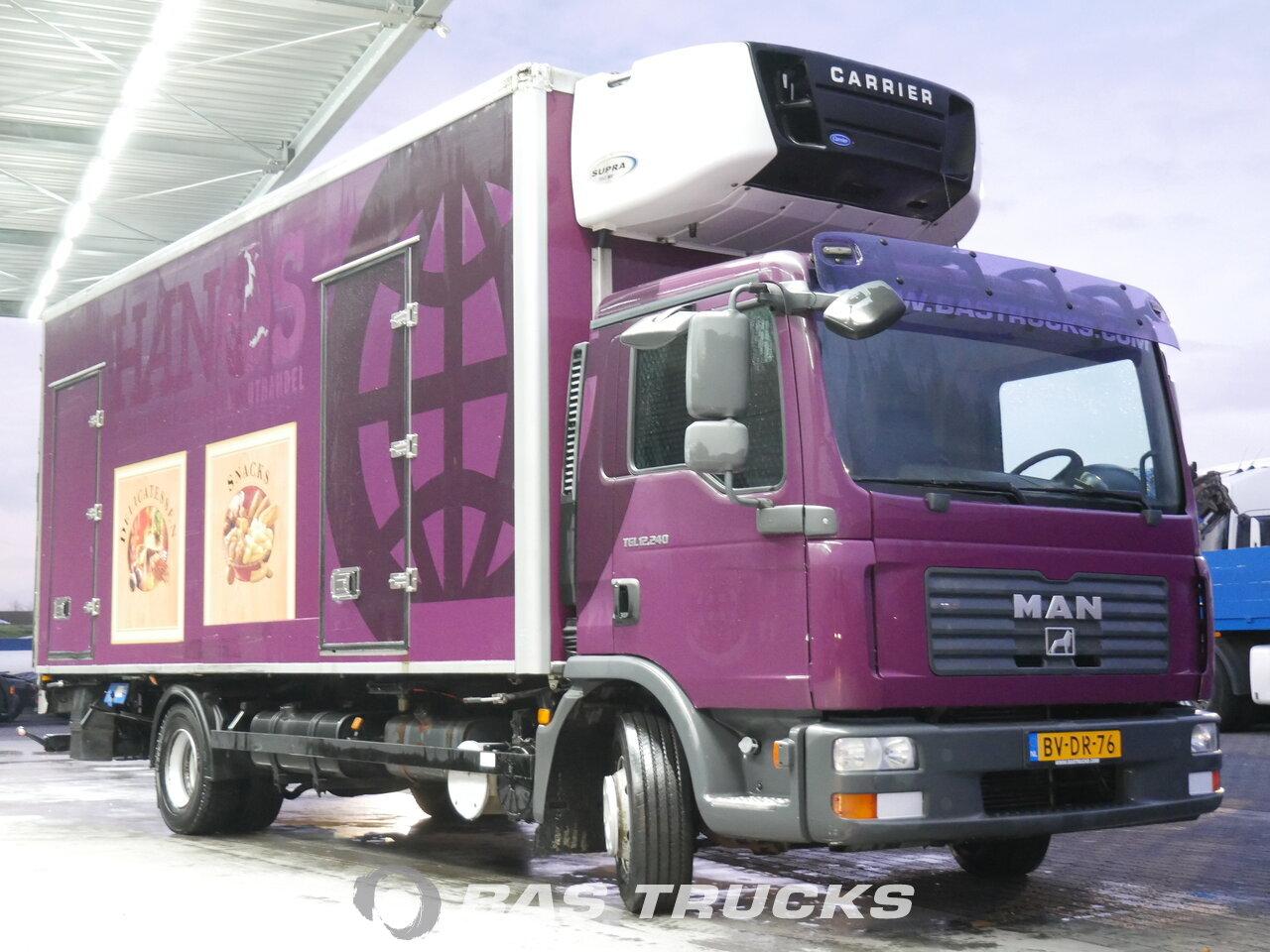 photo of Used Truck MAN TGL 12.240 C 4X2 2008