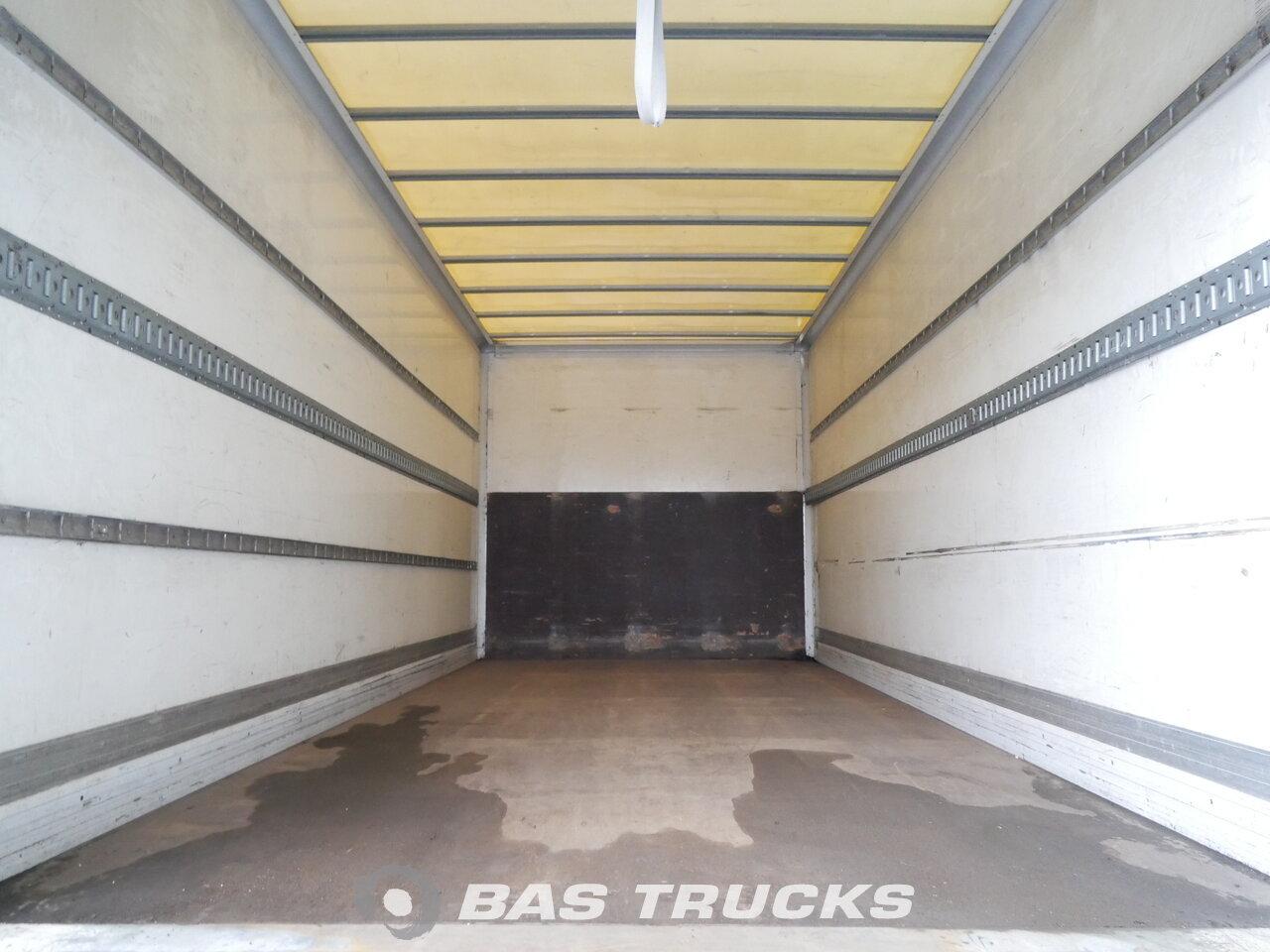 photo of Used Truck MAN TGL 8.180 4X2 2006