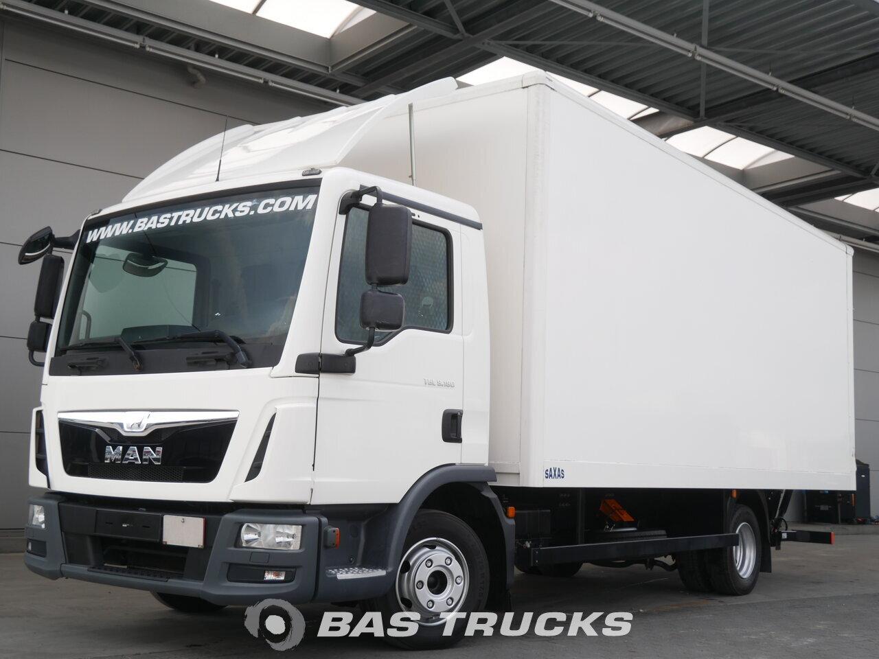 photo of Used Truck MAN TGL 8.180 4X2 2015