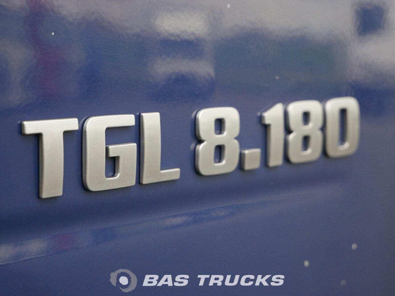 photo of Used Truck MAN TGL 8.180 Dortmund-DE 4X2 2013