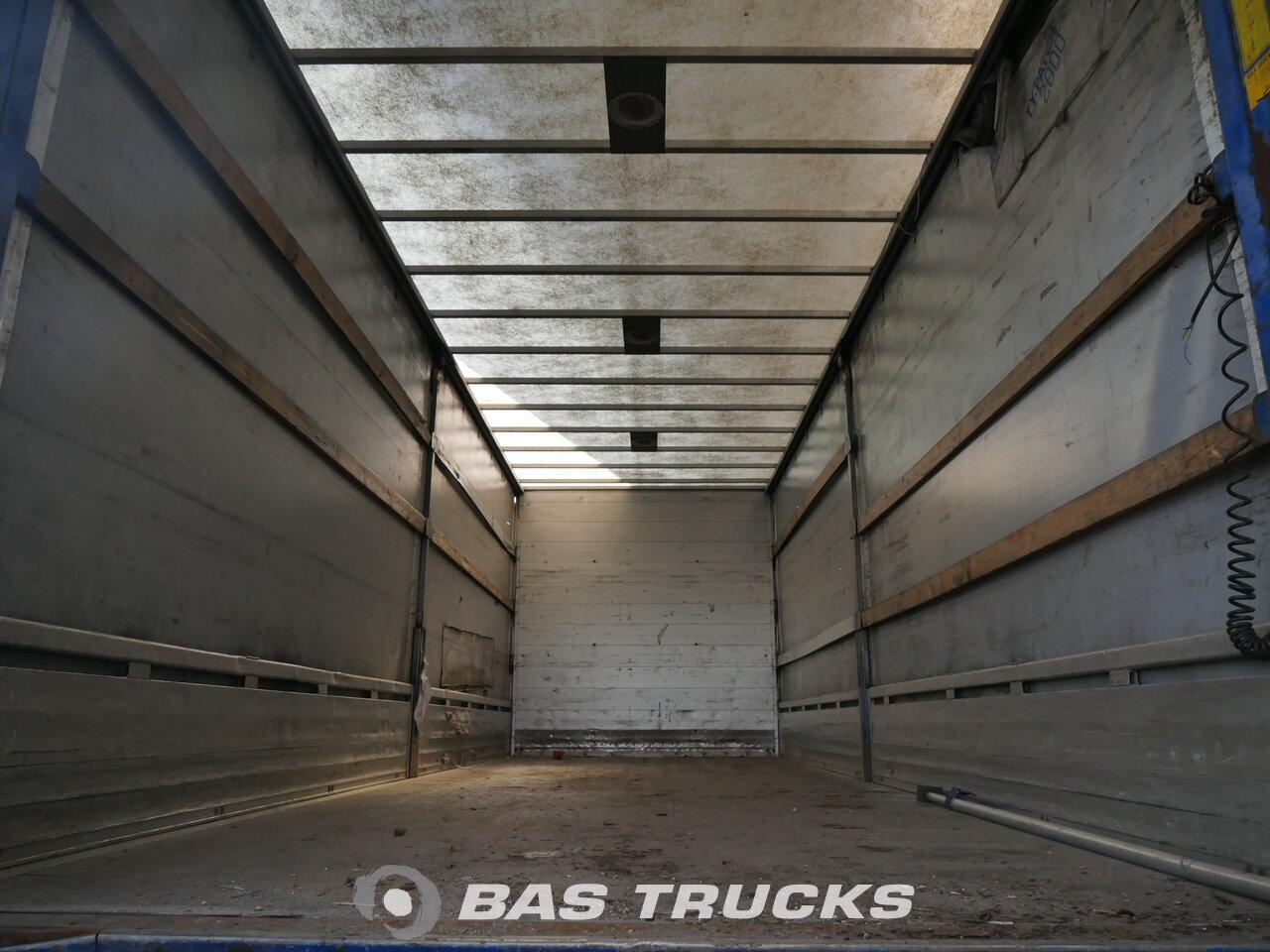 photo of Used Truck MAN TGM 18.280 L 4X2 2007