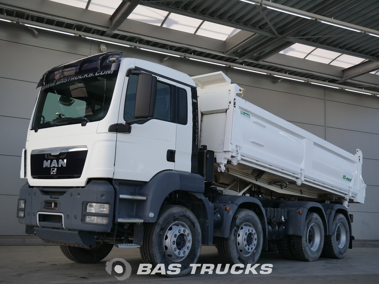 photo of Used Truck MAN TGS 41.400 M 8X4 2012